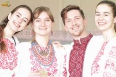 Віртуози фолку - ансамбль Оберіг